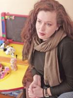 Детский психолог в Минске Лисовская Наталья