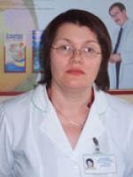 Детский гастроэнтеролог в Минске Пиневич Ольга Петровна