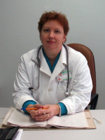 Детский кардиолог-педиатр в Витебске Щеглова Наталья Геннадьевна
