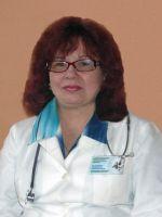 Детский кардиоревматолог в Витебске Валужина Людмила Афанасьевна