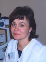 Детский офтальмолог в Минске Цыганова Елена Генриховна