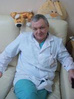 Детский травматолог-ортопед в Витебске Диснов Константин Петрович