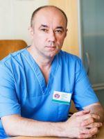 Пластический хирург, хирург-эндоскопист в Минске Стебунов Сергей Степанович