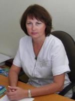 Физиотерапевт в Минске Зобнина Галина Викторовна