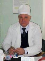 Фтизиатр в Минске Кривонос Павел Степанович
