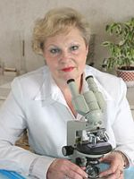 Гематолог в Минске Смирнова Людмила Алексеевна