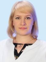 Детский стоматолог в Минске Каляда Елена Сергеевна