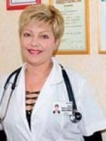 Пульмонолог в Минске Лихачева Алла Евгеньевна