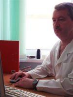 Врач функциональной диагностики в Минске Бегун Игорь Васильевич