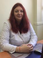 Терапевт в Минске Курпаченко Юлия Александровна