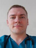 Анестезиолог-реаниматолог в Минске Захаревич Василий Иосифович