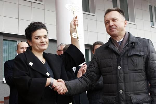 39 поликлиника Минска открылась в Брилевичах: укомплектованность врачами и средним медперсоналом составляет около 65 %