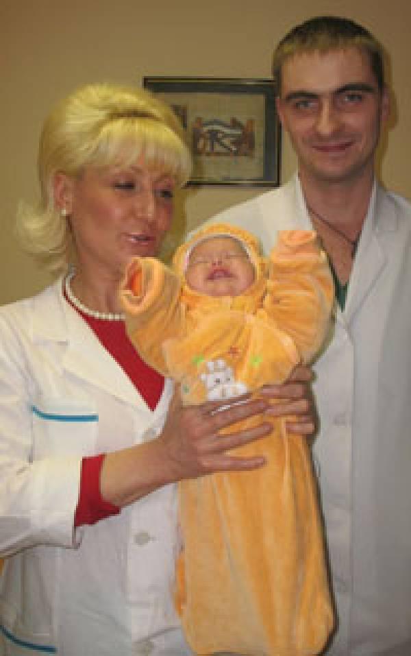 В РНПЦ «Мать и дитя» зарегистрирован первый случай успешного ведения беременности при тяжелой внутриматочной задержке развития плода