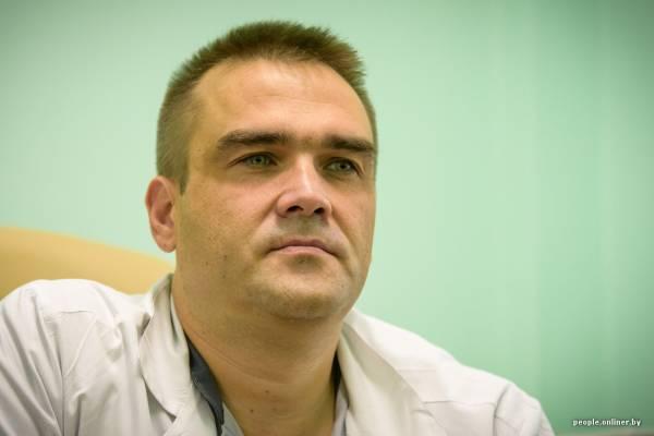Детский реаниматолог Максим Очеретний помогает малышам, которых другие врачи в Беларуси называют «безнадежными»