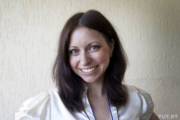 Сотрудник БелМАПО Анна Романюк - самый известный специалист по изучению микроэлементного статуса детей Минска во взаимосвязи с минеральным составом воды