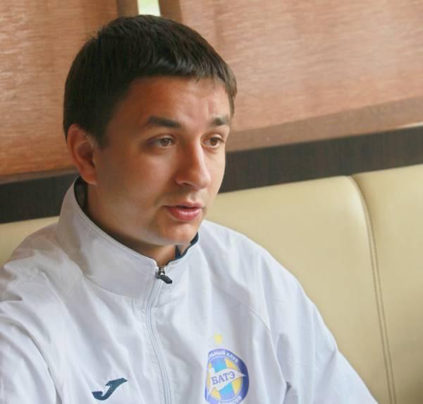 Тренер-врач в Минске Гончаренко Павел Александрович