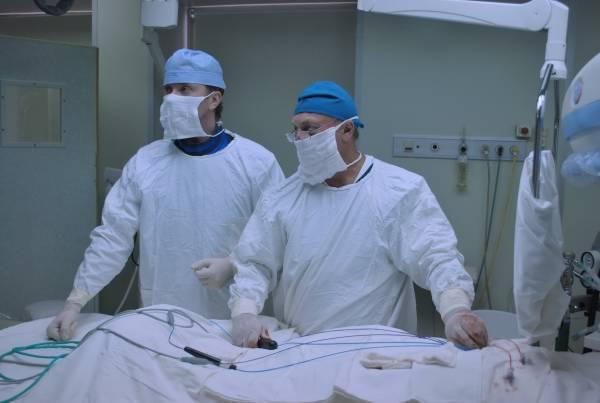 Хирургические методы лечения аритмии, тахикардии