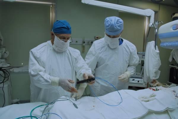 Радиочастотная катетерная  аблация (РЧА)