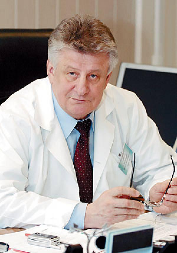 Белорусский онколог Иосиф Залуцкий