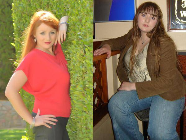 Марина Мархель из Минска похудела на 29 килограммов за год