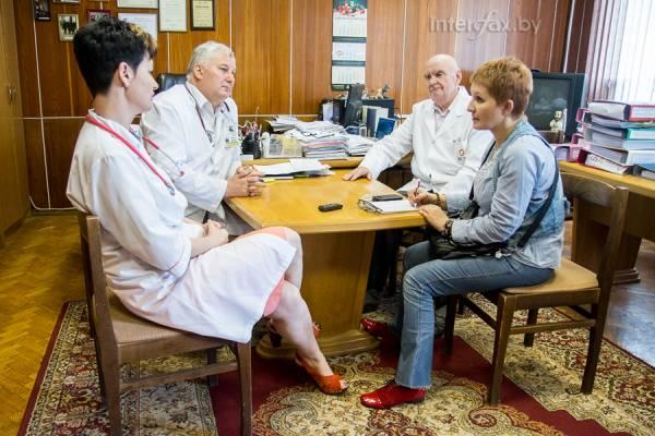 До 20% белорусов страдают гастроэзофагеальной рефлюксной болезнью