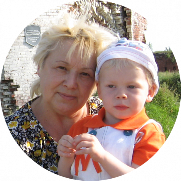 Нелли Халанская из Бобруйска перенесла рак молочной железы