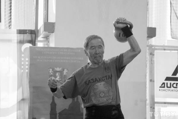 77-летний рекордсмен Книги рекордов Гиннесса умер в Витебске во время соревнований Всемирной олимпиады по гиревому триатлону от острой сердечной недостаточности