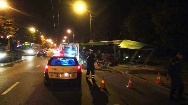 54-летний водитель автобуса умер за рулем на улице Карастояновой в Минске