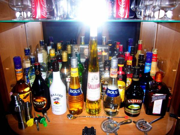 После конфискации у гомельского врача 178 бутылок водки, виски, рома, вина, бальзама и коньяка  - Президент Лукашенко планирует подписать декрет
