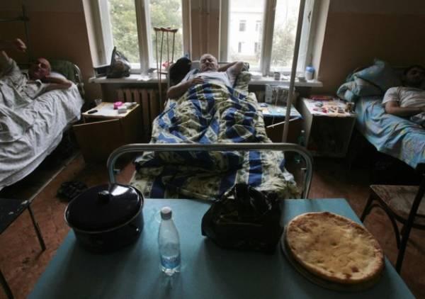 Почему белорусам с достатком лучше не попадать в стационар белорусской больницы? Мнение журналиста-очевидца