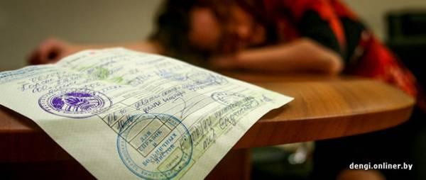 За торговлю больничными частные центры в Беларуси будут лишать лицензии