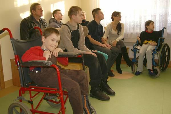 Детская деревня для сирот-инвалидов в Гомеле