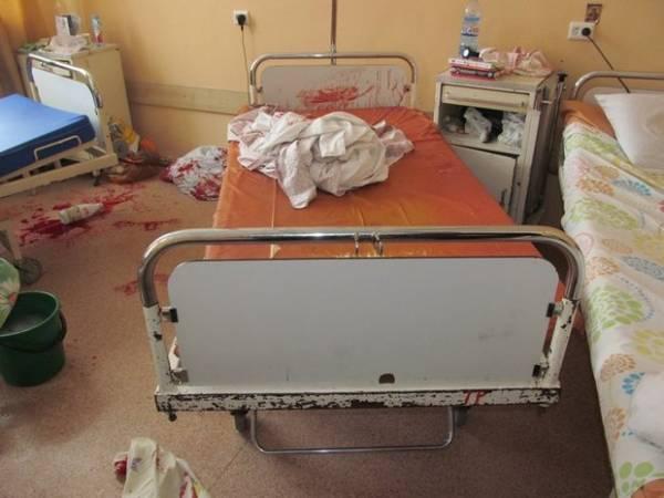 В мозырской больнице в палате травматологии посетитель убил ножом пациента