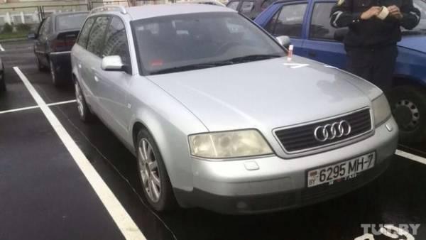 В Минске днем задержали женщину на Audi c 2,12 промилле: автомобиль ее сына конфискуют