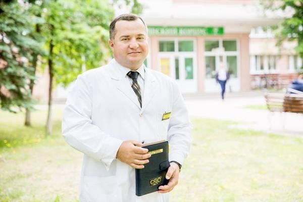 Задержали главврача Минской областной больницы