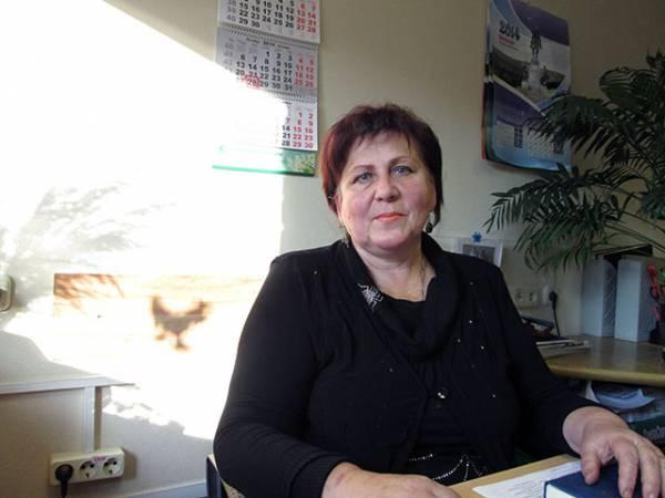 начальник отдела первичной медико-санитарной помощи комитета по здравоохранению Мингорисполкома Людмила Луговец