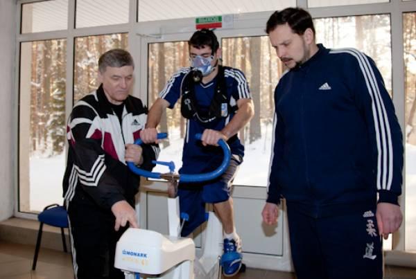 У белорусских спортсменов - проблема физической работоспособности. Особенно, когда выходят на международную арену