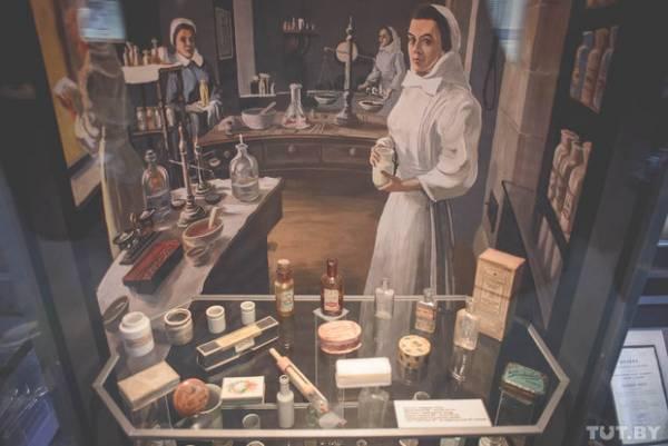 В Минске торжественно открылся музей истории медицины Беларуси