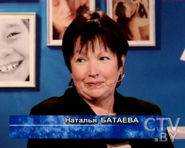 Минчанка Наталья Батаева родила абсолютно здорового ребенка в 44 года!  До этого не могла забеременеть 14 лет!