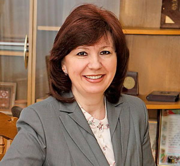 заместитель премьер-министра Наталья Кочанова