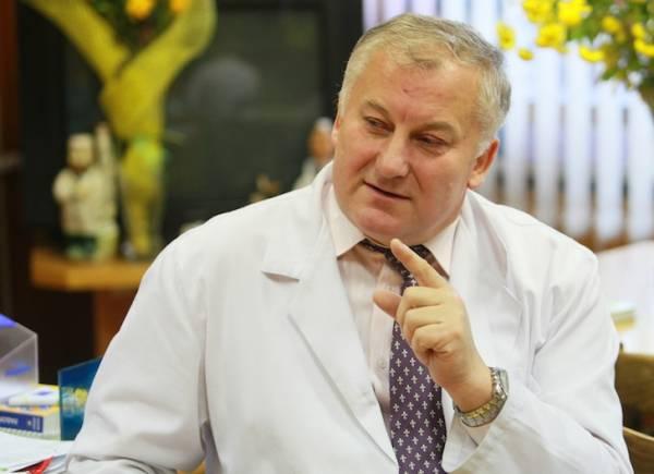 Профессор Николай Сорока