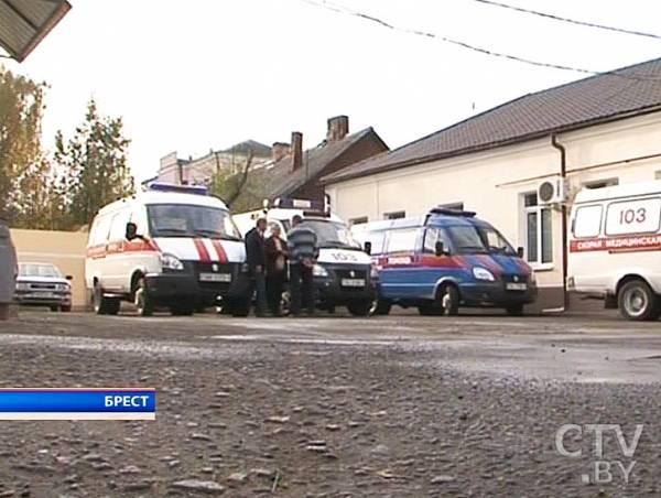 В Брестской области водителю скорой помощи грозит весомый штраф за превышение скорости