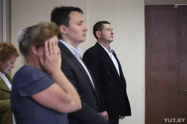 Фельдшер минского СИЗО №1 приговорен к трем годам лишения свободы в колонии-поселении