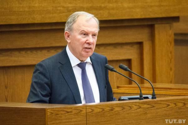 """Вице-премьер Жарко о коррупции в здравоохранении Беларуси: """"Что такое дело вырастет, я просто не ожидал"""""""