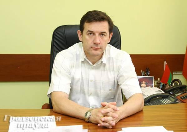 Задержан начальник главного управления здравоохранения Гродненского облисполкома Андрей Стрижак