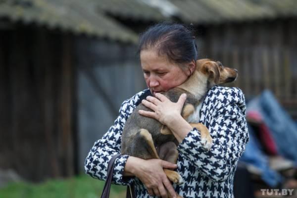 Заведующая врачебной амбулаторией в Смолевичском районе отдает все деньги на бездомных котов и собак