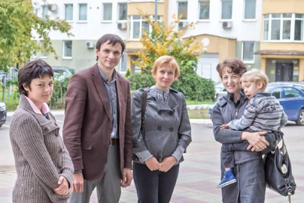 Дмитрий Тимашков, отец семилетней Лилии, которой в годик поставили диагноз ДЦП с 4–й степенью утраты здоровья
