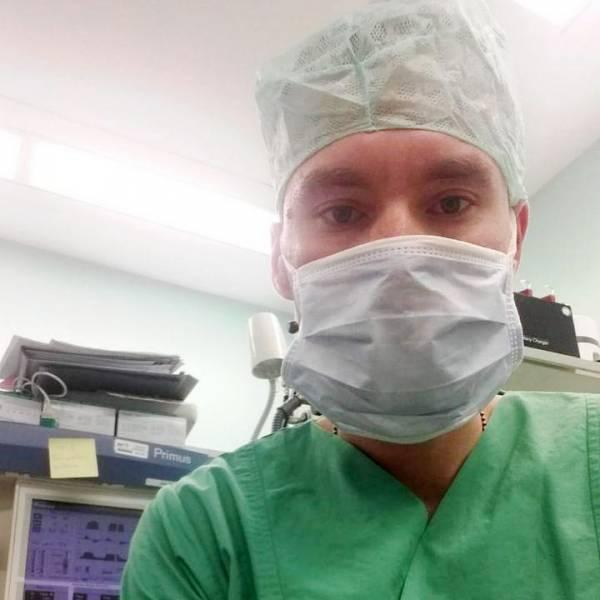 Анестезиолог Сергей Громоздов: с 700 евро в Беларуси до 2500 евро в месяц в Германии