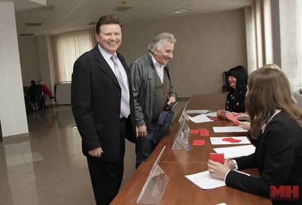 Александр Белецкий, бывший главный травматолог, временно вышел на свободу