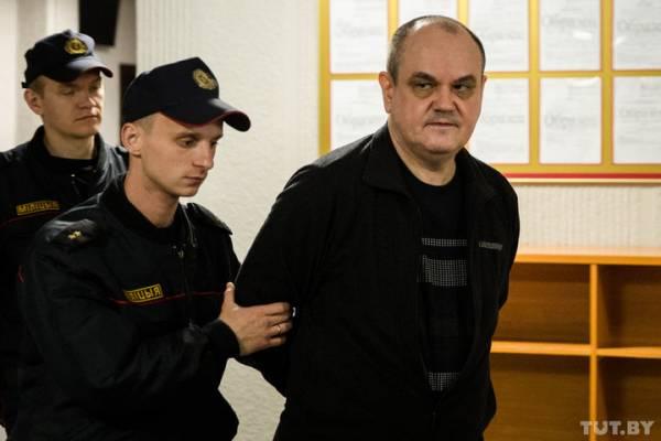 Олегу Фомину, главврачу 1 больницы Минска, требуют дать 4 года лишения свободы в колонии усиленного режима с конфискацией имущества